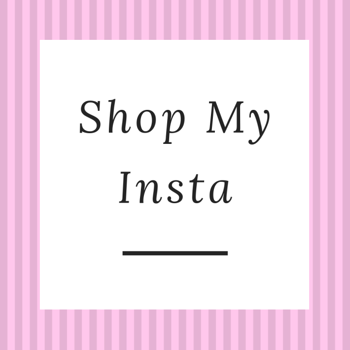 Shop my insta