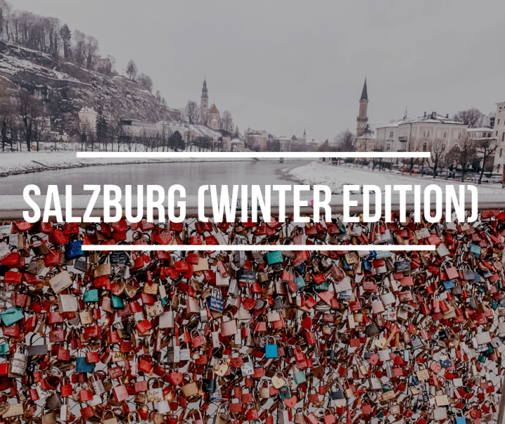 Salzburg (Winter Edition)